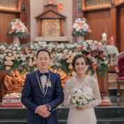 inspirasi wedding dress memaid, wedding kebaya dress