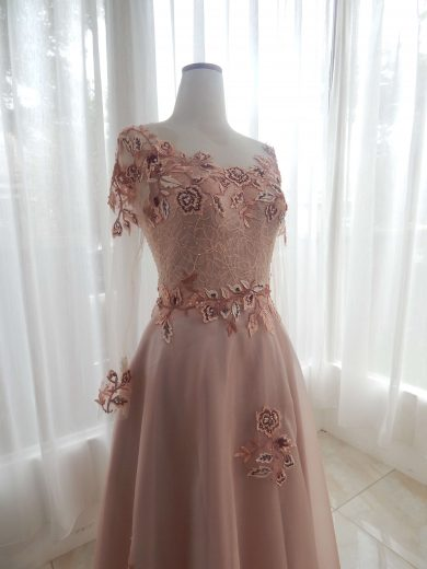 custom party dress