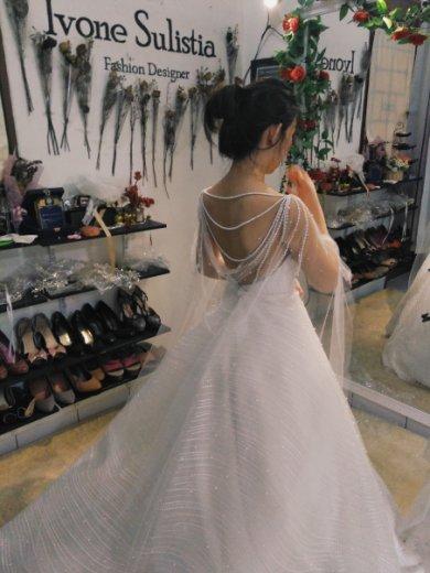 valencia wedding dress