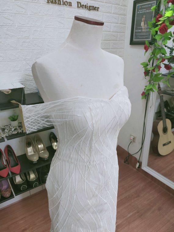 sewa wedding dress mermaid