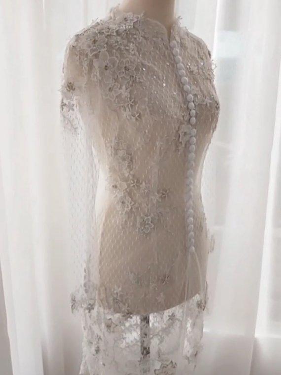 kebaya wedding modern by ivone sulistia fashion designer