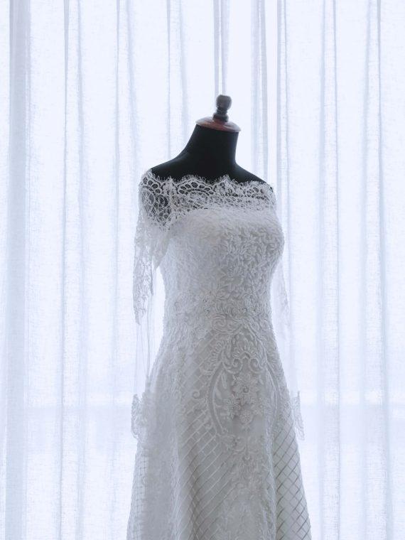 sewa wedding dress di jakarta dan tangerang